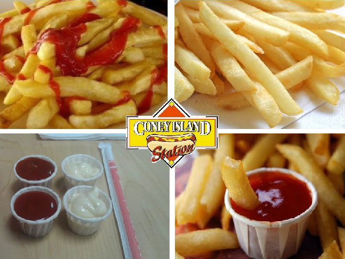 Coney Island French Fries
